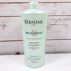 New Kerastase Volumifique Thickening Shampoo 34 oz